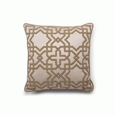Riviera Maison Coussin Housse Precious Pearl Silver Grey