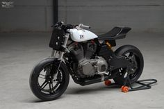 Custom Buell Bott XR-1 by Bottpower