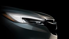 Buick teases Enclave for New York promises Avenir sub-brand debut     - Roadshow After a quiet start to the auto show season things are heating up for Buick and quick.  The automaker issued its first proper teaser for the New York Auto Show which takes place in April. It gives us our first look at the new Enclave a three-row crossover that rests atop Buicks large-vehicle lineup ahead of Envision and Encore.  Enlarge Image  I had to ask Buick which car this teaser was for because from this…