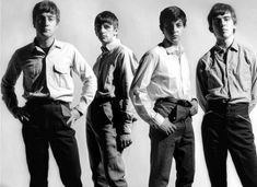 Lennon — The Beatles advertising for a Liverpool jeans. The Beatles 1, Beatles Photos, John Lennon Beatles, Hello Beatles, Pink Floyd, Great Bands, Cool Bands, Bowie, Music Genius