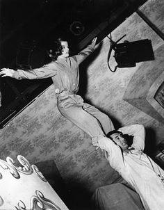 Katharine Hepburn & Cary Grant- LOVE them both!!