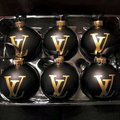 Louis Vuitton LV Christmas Tree Ornament