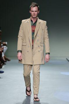 Esnoko Fall/Winter 2016 - South Africa Fashion Week   Male Fashion Trends