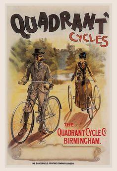 Quadrant Cycles ~ Anonym | #Bicycles #Quadrant