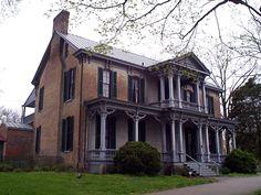Historic Croft house. It was originally built around1810.