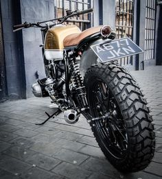 pinterest.com/fra411 #classic #motorbike #BMW - D&O R80 5