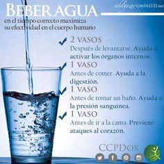 Agua!! No olvidar!! #EnTransiciónProVida www.facebook.com/EnTransiciónProVida