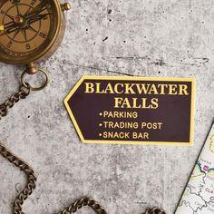 Blackwater Falls State Park Sign