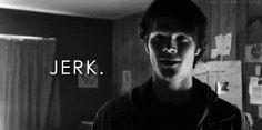 """Me and my friend always say this """"Gnight, my bitch"""" """"Night, my jerk"""" """"Hey bitch, you online?"""" """"I'm here, jerk. Dean Winchester, Winchester Brothers, Supernatural Destiel, Jared And Jensen, Jensen Ackles, Holland, Fantasy Tv, Superwholock, Memes"""