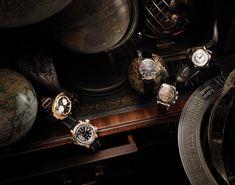Watch still life editorial photography by Jan Steinhilber