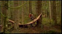 If Only Every Mountain Biking Video Was Shot Like This - Afrojacks.flv, via YouTube.