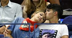 Moving on: Gigi has since formed a relationship with former Disney star Joe Jonas