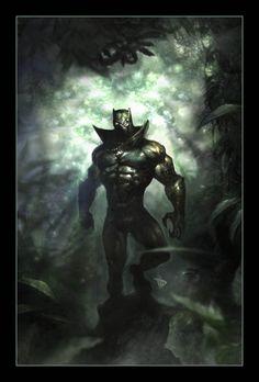 Black Panther by Dave-Wilkins on DeviantArt