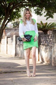 Look – A Touch Of Green