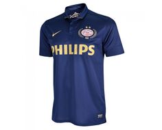 PSV Eindhoven Nike 100th Anniversary 2013 14 Away Football Kit   Soccer  Jersey   Uitshirt 007dfafda