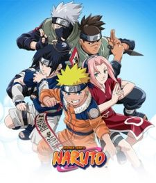 Naruto...my entry into the world of anime