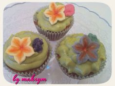 green tea (matcha) cupcakes