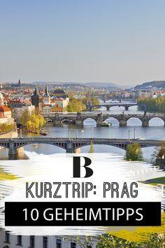 Prag: Die 10 besten Geheimtipps fürs Wochenende. Prag hat eine Kulisse wie im Mittelalter: Paläste und Kirchen, die Burg hoch oben auf dem Hradschin. Todschick sind die Cafés und Shops. Unsere 10 Geheimtipps fürs Wochenende.