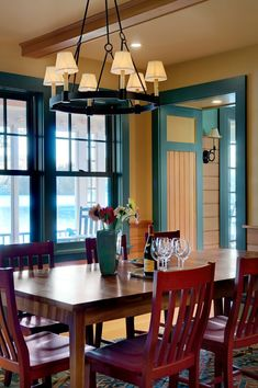 Country Style Dining Room Part 33