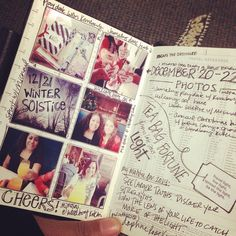2014 daily journal Instagram by Hope W. Karney, via Flickr