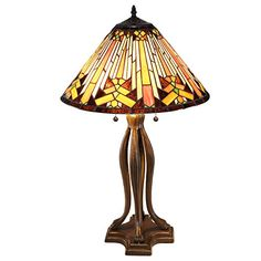 Table Lamps  Tiffany Style Mesa Table Lamp * Detailed information can be found by clicking on the image