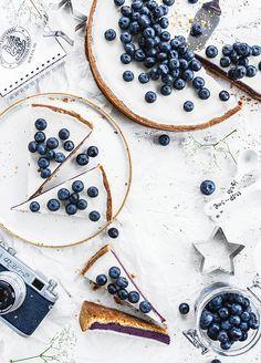 Blueberry tart http://www.apaltynowicz.com/