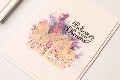 Topflight Stamps – Using Infusions Watercolors