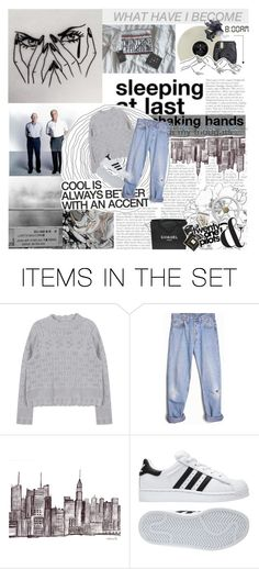 """""""you're all that I've got"""" by amsyes ❤ liked on Polyvore featuring art"""