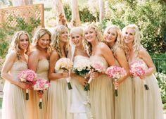 Maxis Bridesmaids Pale Neutrals Nudes Palette