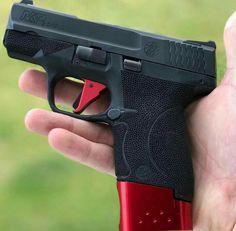 Weapons Guns, Airsoft Guns, Guns And Ammo, Concealed Carry Weapons, M&p Shield 9mm, M&p 9mm, Custom Guns, Military Guns, Firearms