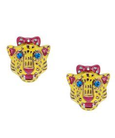 Love these Betsey Johnson earrings