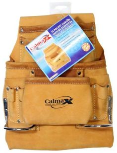 Belt-Worn-Tool-Pouch-with-Many-Pockets-Tool-Hangers-Calmax-Multitool-Belt