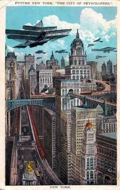 #Future #NewYork #1930