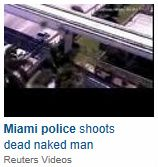 Found on Yahoo today. Why would they shoot him, if he was already dead? What's the point in that? - Is they're an editor in the house?