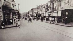 Phố Hàng Đường 1930.