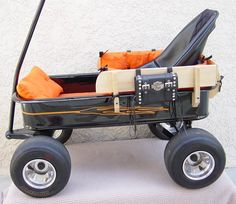 This wagon starts at $450! I'm sure I could do it for way cheaper.