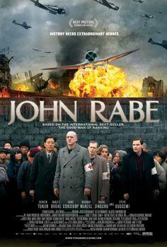 Son Kahraman - John Rabe - 2009 - BRRip Film Afis Movie Poster