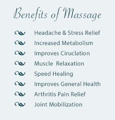 We believe that with massage therapy, you will heal a lot quicker and that your general health will improve. Massage therapy is a great addition to a treatment plan for the following reasons below! If you have any pain, our #Chiropractic Care, Physical Therapy and #Medical Care all help to properly guide you on the road to recovery. Just call #ProHealth Integrated Medical at (770) 513-0111 or visit www.prohealthinfo.com