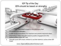 strength based iep