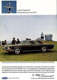 Lincoln Continental  1966
