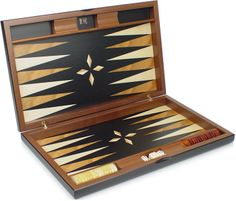 backgammon. Love to compete with my man, he usually wins though!