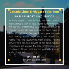Paris Airport, Toronto Airport, Airport Limo Service, Business Travel, Canada, Book, Book Illustrations, Books