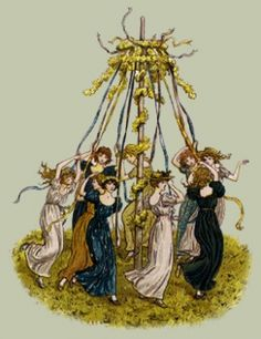 THE FRENCH HUTCH: THE MERRY, MERRY MONTH OF MAY