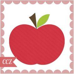 apple day svg file