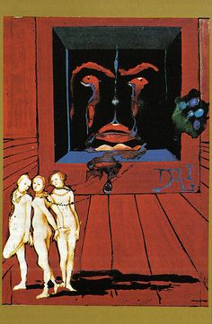 XXI. The World - Salvador Dali