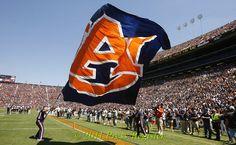 Auburn football...soon....very soon