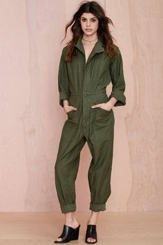Vintage Idiana Coveralls | Shop Vintage at Nasty Gal