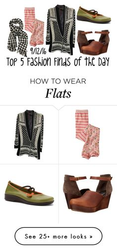"""Top 5 Fashion Finds of the Day"" by maggie-johnston on Polyvore featuring Cordani, Arcopedico, Balmain and Alexander McQueen"
