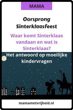 Het sinterklaasfeest. De grootste traditie in Nederland. Een kinderfeest waar we trots op zijn! Maar wat vieren we dan? Wie is Sinterklaas eigenlijk? En waar komt onze sinterklaastraditie vandaan? Projects To Try, Stress, Mama Blogs, Memes, Lifestyle, Tips, Baby, Historia, Blogging