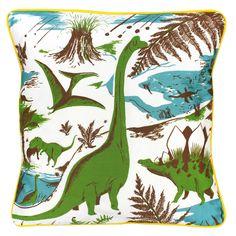 Dinosaurs Cushion @ Howkapow